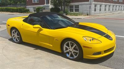 2009 Chevrolet Corvette w/2LT