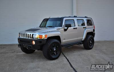 2006 HUMMER H3 Adventure and Luxury Packages