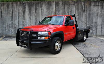 2001 Chevrolet Silverado 3500 LS