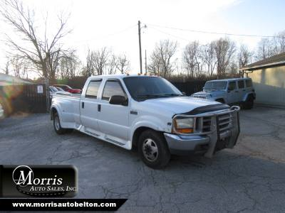 1999 Ford Super Duty F-350 DRW XLT