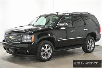 2011 Chevrolet Tahoe LTZ