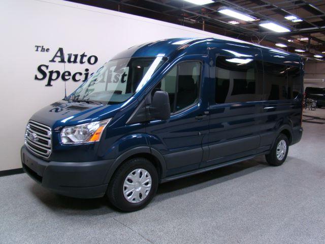 2015 Ford Transit Wagon Medium Roof XLT