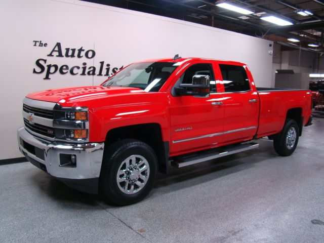 2017 Chevrolet Silverado 3500HD Long Bed