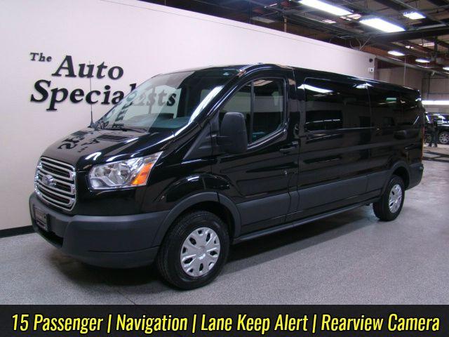 2015 Ford Transit 15 Passenger XLT