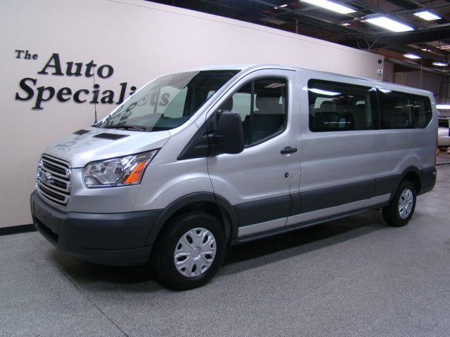 2016 Ford Transit 15 Passenger XLT