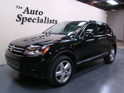 2011 Volkswagen Touareg Executive