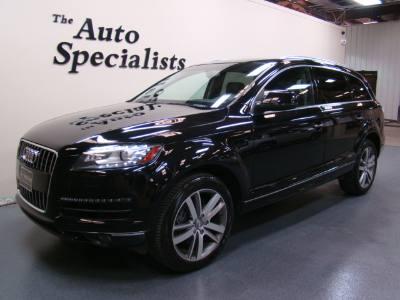 2011 Audi Q7 3.0L TDI Prestige