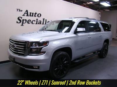 2019 Chevrolet Suburban Z71