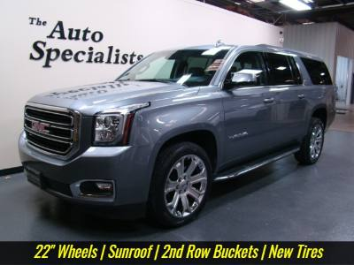 2019 GMC Yukon XL SLT