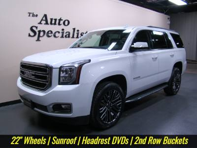 2019 GMC Yukon SLT