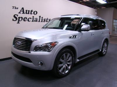 2014 INFINITI QX80