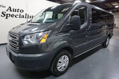 2017 Ford Transit Wagon XLT 15 Passenger