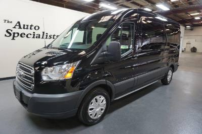 2018 Ford Transit 15 Passenger XLT Medium Roof