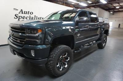 2018 Chevrolet Silverado 1500 LTZ Black Widow