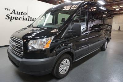2017 Ford Transit Wagon XLT Medium Roof