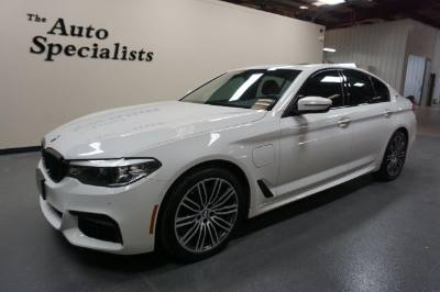 2018 BMW 5 Series 530e iPerformance M Sport
