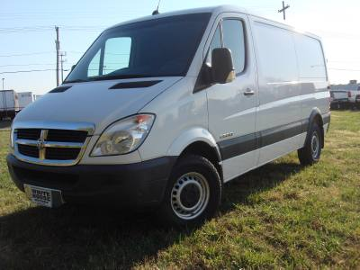2007 Dodge Sprinter 2500 144 reg