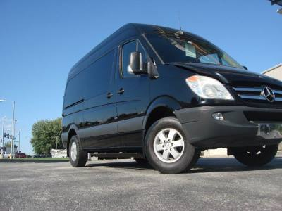 2013 Mercedes-Benz Sprinter Vans