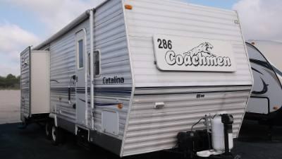 2002 COACHMEN CATALINA 790RLS