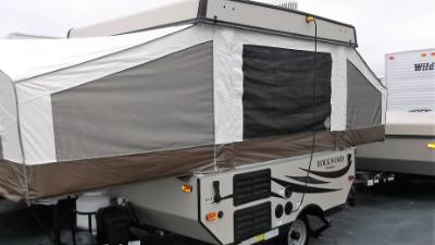 2018 FOREST RIVER ROCKWOOD FREEDOM 1640 LTD