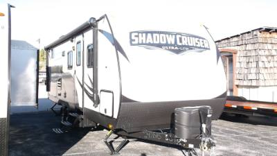 2018 SHADOW CRUISER 240BHS