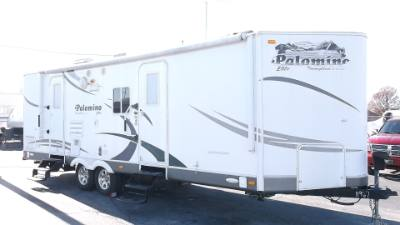 2010 FOREST RIVER PALAMINO TE-827VRB