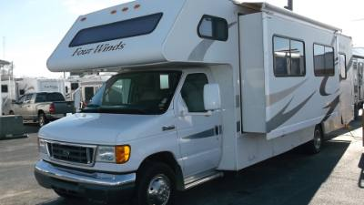 2006 FOUR WINDS 31P