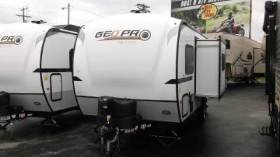 2019 FOREST RIVER GEO PRO 19FBS
