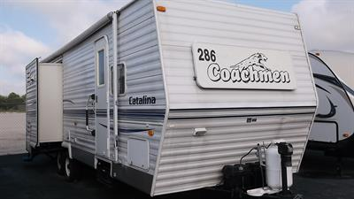 2002 COACHMEN CATALINA 290RLS