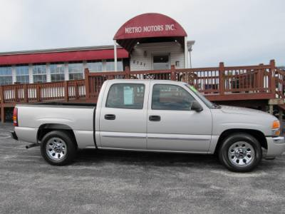 2007 GMC Sierra 1500 Classic SL