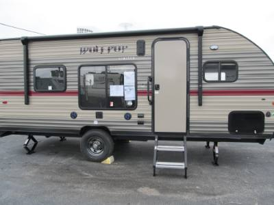 2019 FOREST RIVER WOLF PUP 18RJB-D