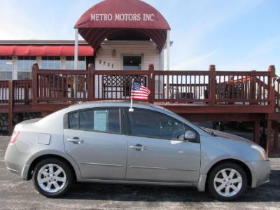 2009 Nissan Sentra 2.0 SL FE+