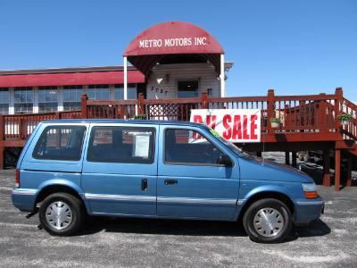 1993 Dodge Caravan Base