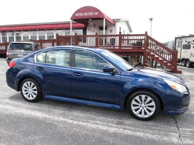 2010 Subaru Legacy Limited Moon/Nav