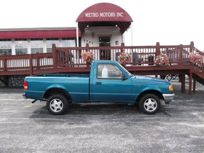 1996 Ford Ranger XL