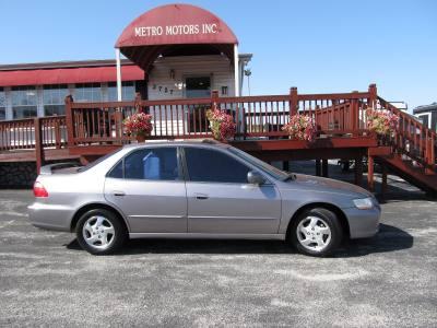 2000 Honda Accord Sdn EX w/Leather