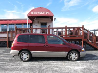2002 Mercury Villager Estate
