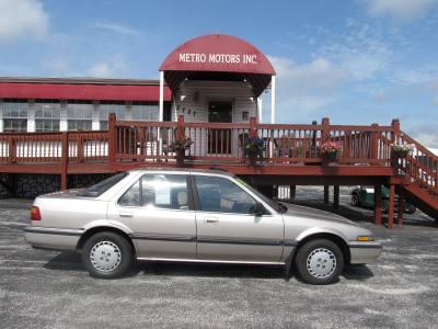 1989 Honda Accord LX