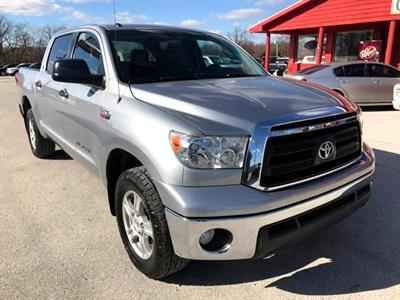 2010 Toyota Tundra Tundra-Grade CrewMax 5.7L FFV 4WD