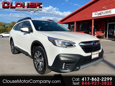 2020 Subaru Outback Limited CVT