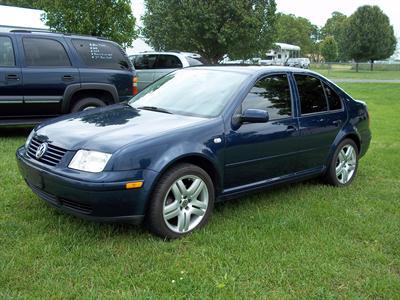 2002 Volkswagen Jetta Sedan TDI