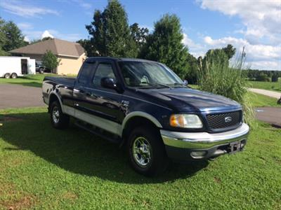 2002 Ford F-150 Lariat Super Cab 4x4