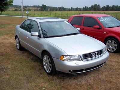 2001 Audi A4 Quattro