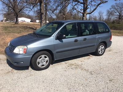 2004 Ford Freestar Wagon S