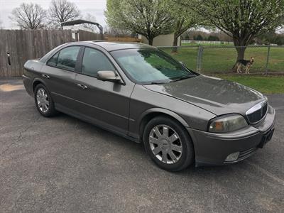 2004 Lincoln LS w/Sport Pkg