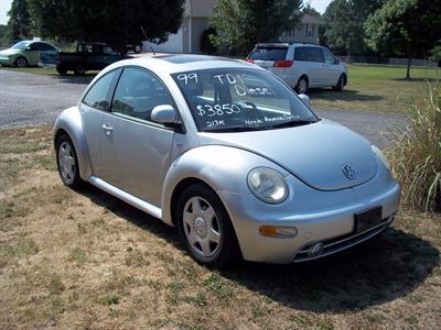 1999 VOLKSWAGEN VW BEETLE TDI DIESEL