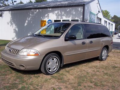 2001 Ford Windstar Wagon LX