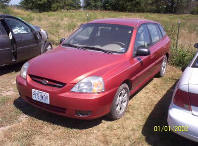 2003 Kia Rio Cinco ***NEEDS WORK***