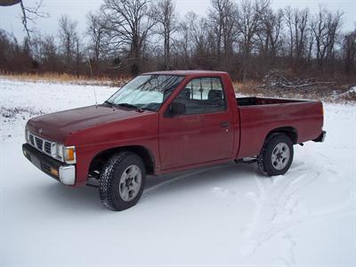 1994 Nissan Trucks 2WD