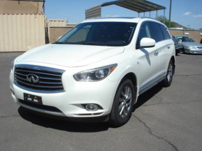 2015 INFINITI QX60 Low as 2.99% Credit Union Financing Available
